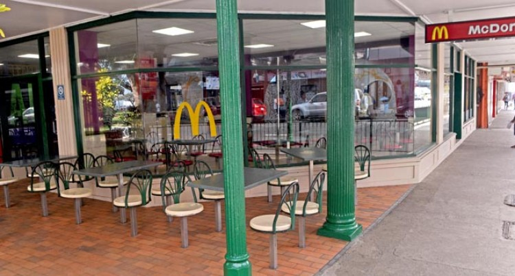 McDonald's In Suva Central Open Again