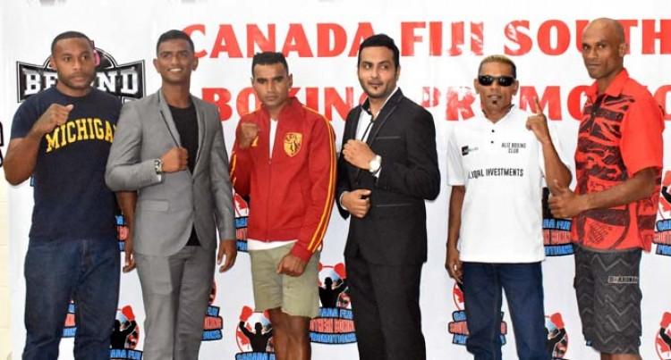 Singh, Ali Fight Draws Huge Hype