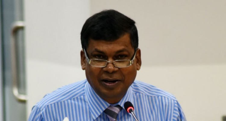 Leader of NFP Professor Biman Prasad Will Not Present In Parliament This Week