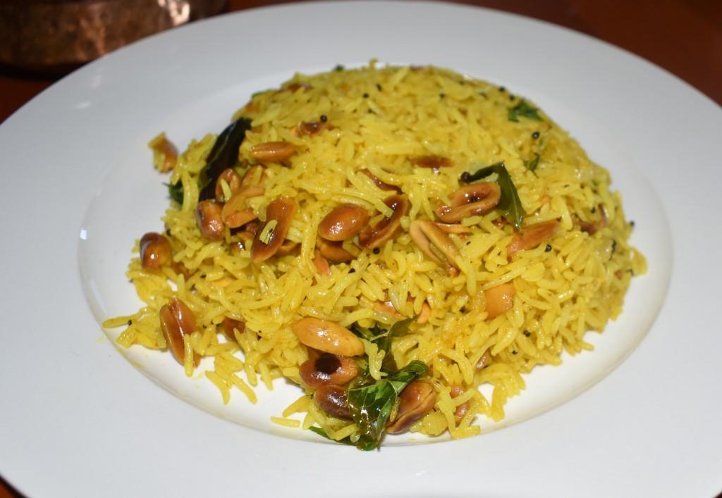 Lemon Rice on a plate. Photo: WAISEA NASOKIA