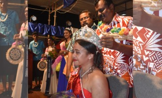 Now Vollmer Seeks Miss Fiji support