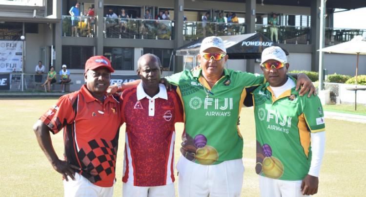 Team Sheraton Win Pairs Final