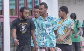 No Bail For Duo Facing Robbery Charge At Nasinu