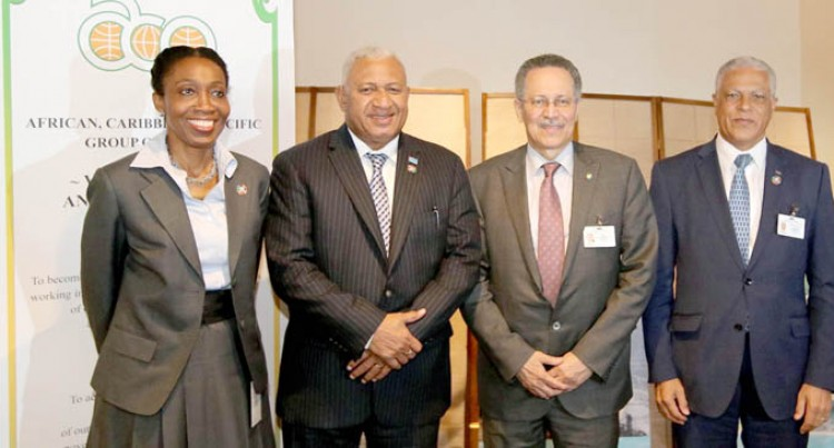 ACP Group Praises Fiji's lead Role In UN Ocean Conference