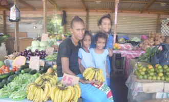 No Bathrooms And Toilets For Raiwaqa Market Vendors