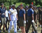 Male Cadets Told To Protect Women, Children
