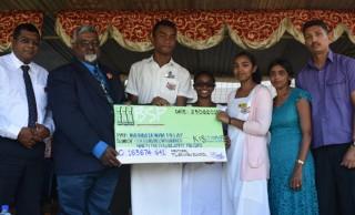 School, Teachers Honour Cancer Student Mahima, Create Awareness