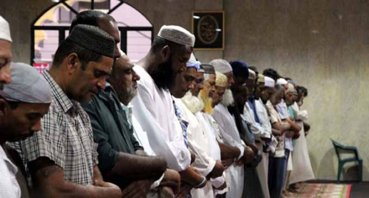 Labasa Muslims Observe Ramadhan