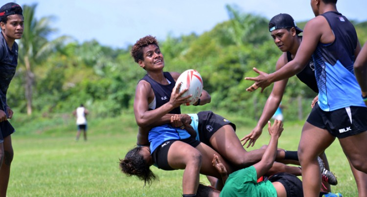 Fijiana 12 For Clermont 7s