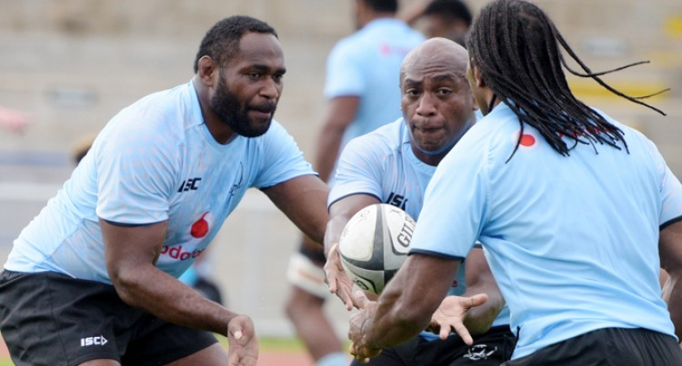 New Challenge For Flying Fijians