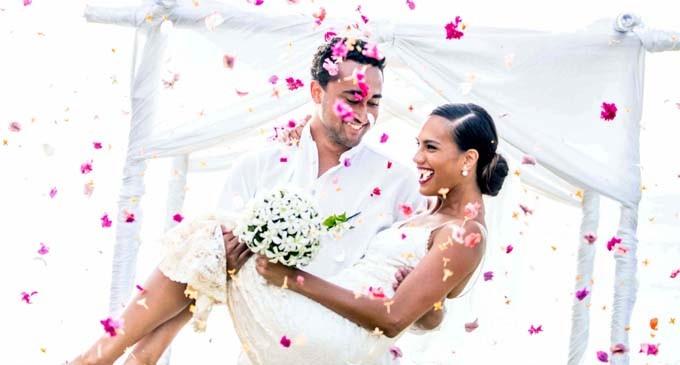 Natadola Bay Hosting More Local Weddings