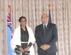 President Receives Non-Resident Ethiopian Envoy