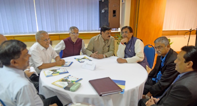India State Ministry Officials Here To Boost Agriculture