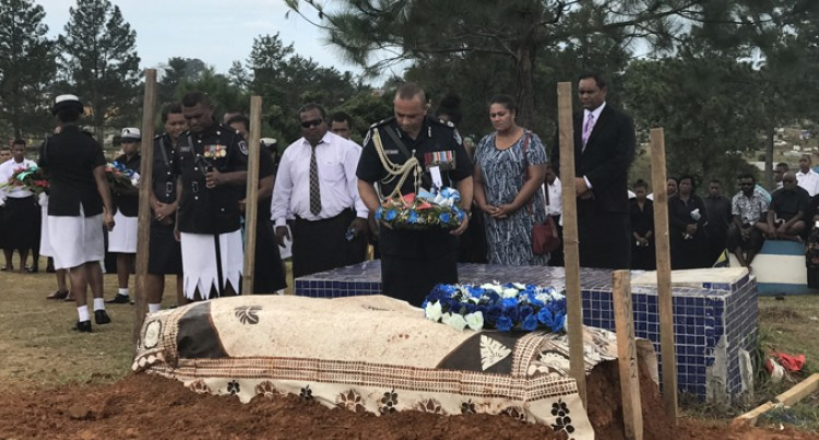 Hit-And-Run Victim Eroni Laid To Rest