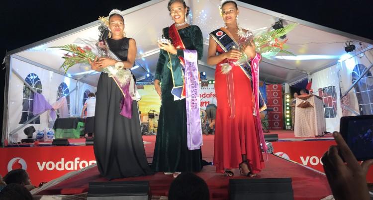 Qaqa Crowned Miss Millennium Sinu