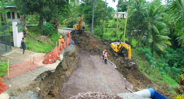 Yasi Slip Reinstatement Continues