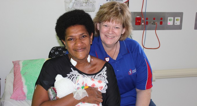 Fiji Saves From Free Open Heart Surgeries