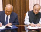 Fiji And India Sign  Defence Partnership