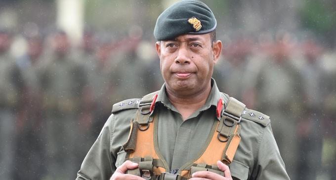 Colonel Ratu Jone Kalouniwai. Photo: Ronald Kumar