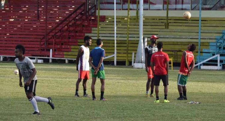 Rewa Gear Up For Labasa