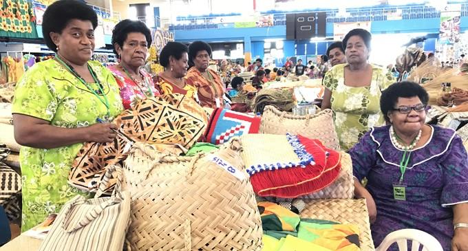 Kadavu Woman Tells Of  Reliance On Handicraft