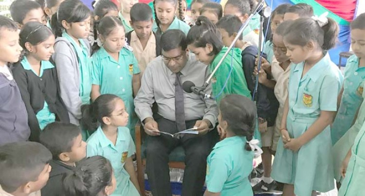 Ministry Launches Read To Lead Initiative