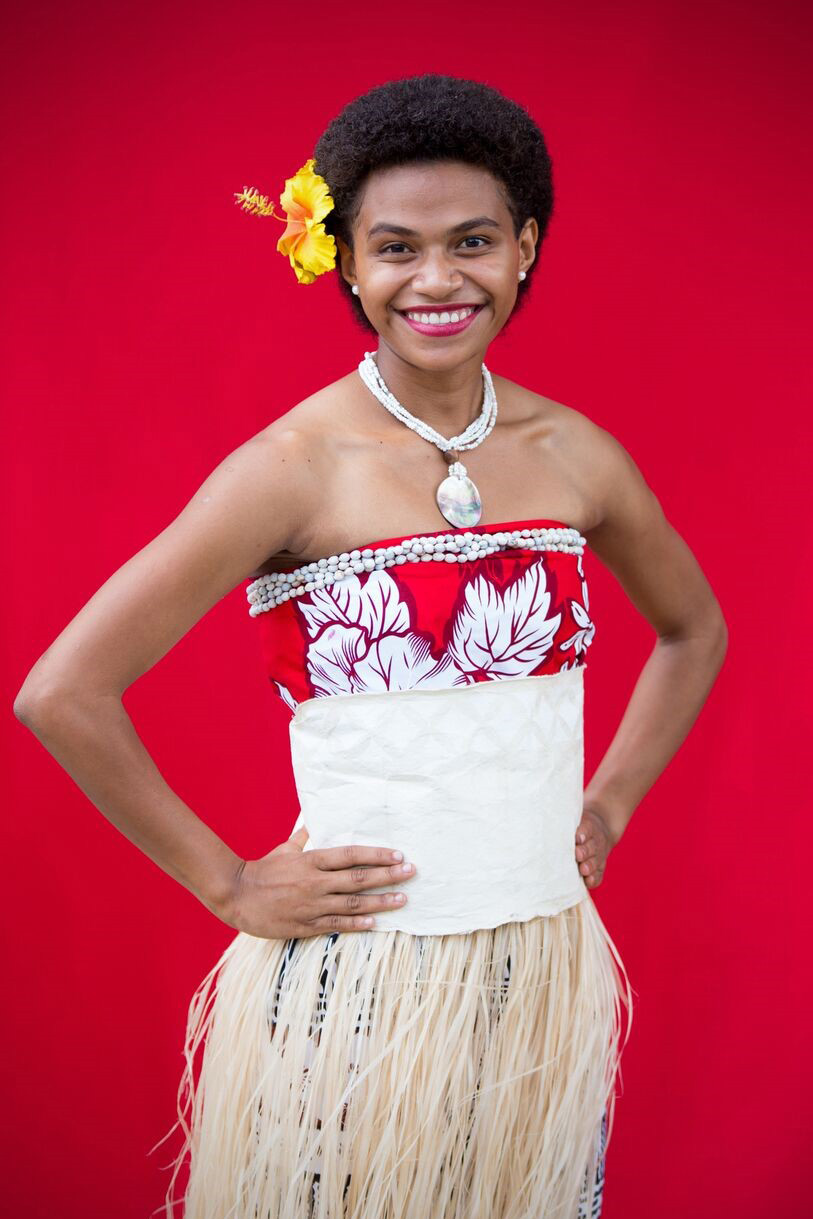 Miss Cure Kids Fiji-Buli Wainiqolo is one of the 16 confirmed Queen contestants at this years Vodafone Hibiscus Festival. Photo: Niyaaz Dean