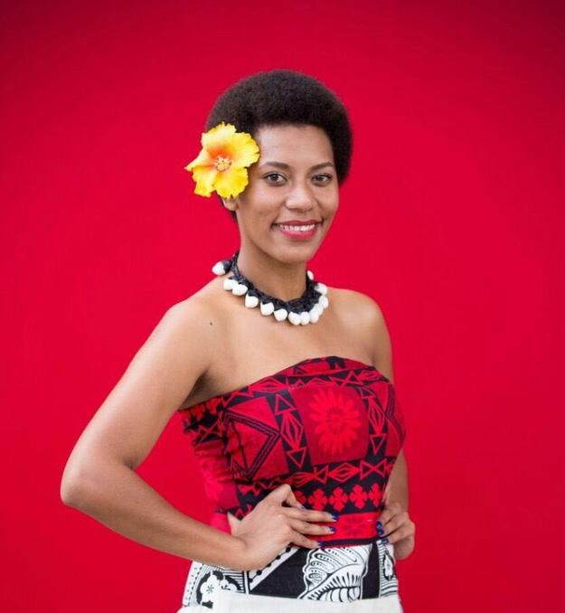 Miss FBC-Ro Anaseini Yabakivou. Photo: Niyaaz Dean