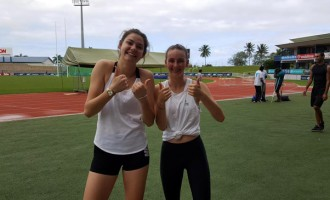 Running For Norfolk Islands
