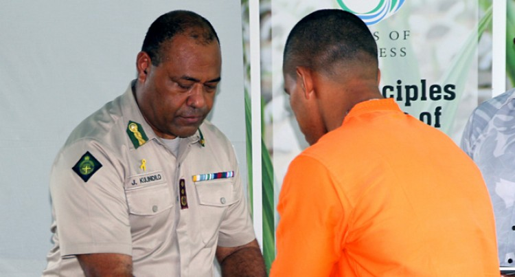 Inmates Challenged To Upgrade Skills When Discharged