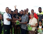 Kumar Family Boost Nasinu Rugby