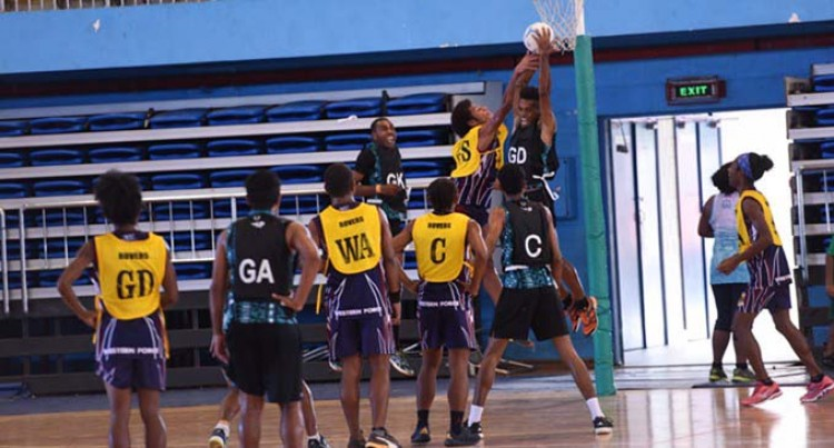 Suva Selectors Hunt For Potential Players