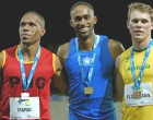Dodson wins gold for mum