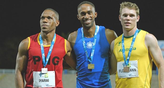 Dodson wins gold for mum