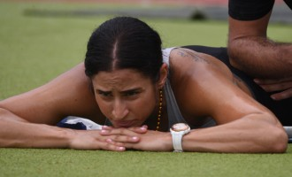 Peris Aims For Personal Best