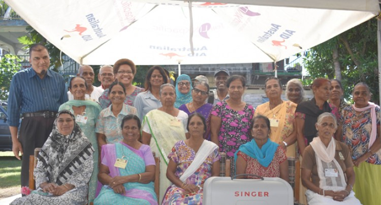 Ba Senior Citizens Get Help With Work