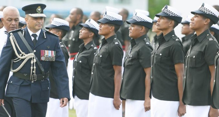 Pay Rise For Police Officers