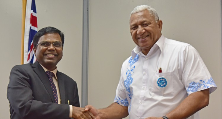 India Contributes F$2.02 Million Towards Fiji's COP23 Presidency