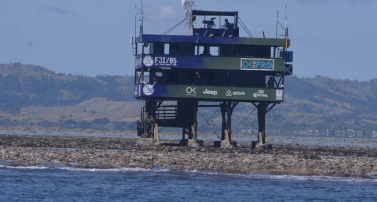 Giant Clam Restoration Underway In Tavarua