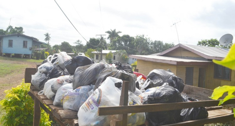 Villagers Relieved After Partnership With Council To Collect Rubbish