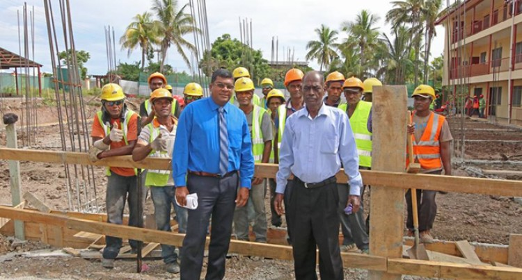 Tavua College $1.5m Auditorium Ready In 2018
