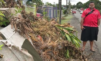 Compactor Truck Woes Delay Rubbish Collection