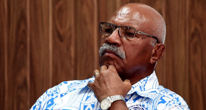 Rabuka In Melbourne To Raise Funds
