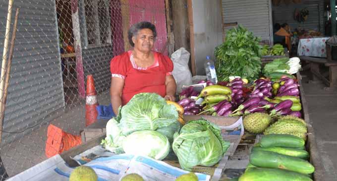 Savusavu market 1