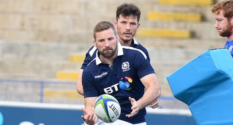 Game On, Rain or Shine: Scotland Captain John Barclay