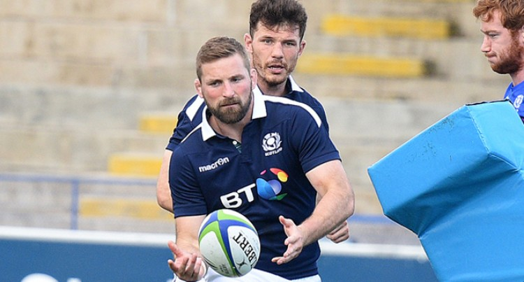 Scots Set:Game On, Rain Or Shine: Scotland Captain John Barclay