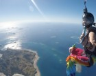 100 Skydivers Enjoy Cloudbreak Boogie