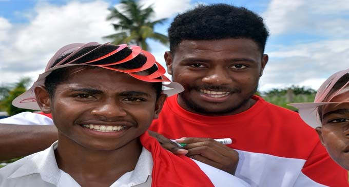 Revamped Fiji And  New Caledonia  Set For Clash