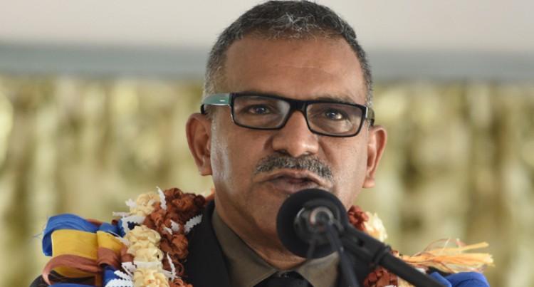 Fiji One Of Few Nations To Respect All Religions: Koya