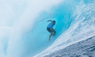Surfing Actions  From Tavarua